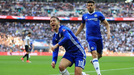 Chelsea Oust Spurs In FA Cup Semifinal
