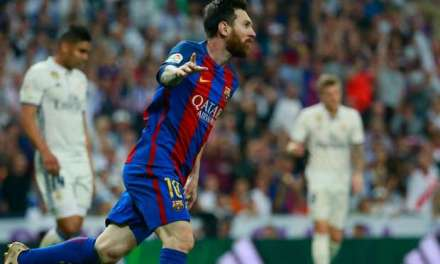 Messi Nets 500th Goal As Barca Win Clasico