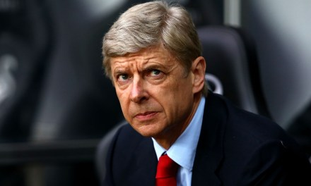 Wenger Must Leave Arsenal Now