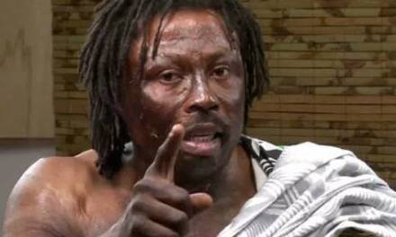 I am Behind Kotoko's Current Struggles-Kwaku Bonsam
