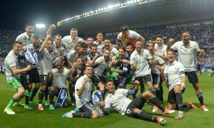 Real Madrid Secure La Liga Title