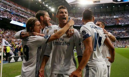Goal Machine Ronaldo Bags Hattrick In UCL Semifinal