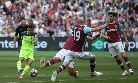 Coutinho Brace Helps Liverpool Coast Past West Ham