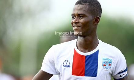 """Liberty Professionals Will Get Better In The Second Round"" – Samuel Sarfo"