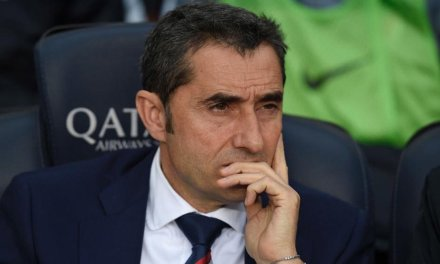 Barcelona Confirm Ernesto Velverde As New Boss