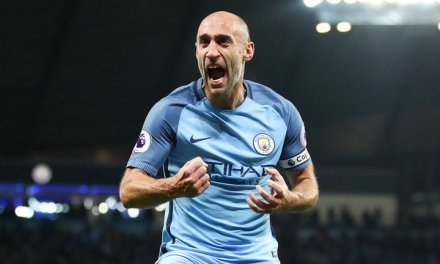 Zabaleta Bids Farewell To Manchester City