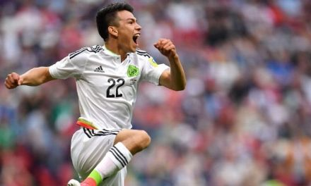 Lozano's winner sees Mexico move on to semifinals, pressure on Osorio ease