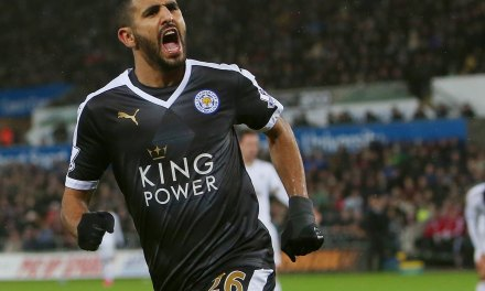 Arsene Wenger Interested In Mahrez