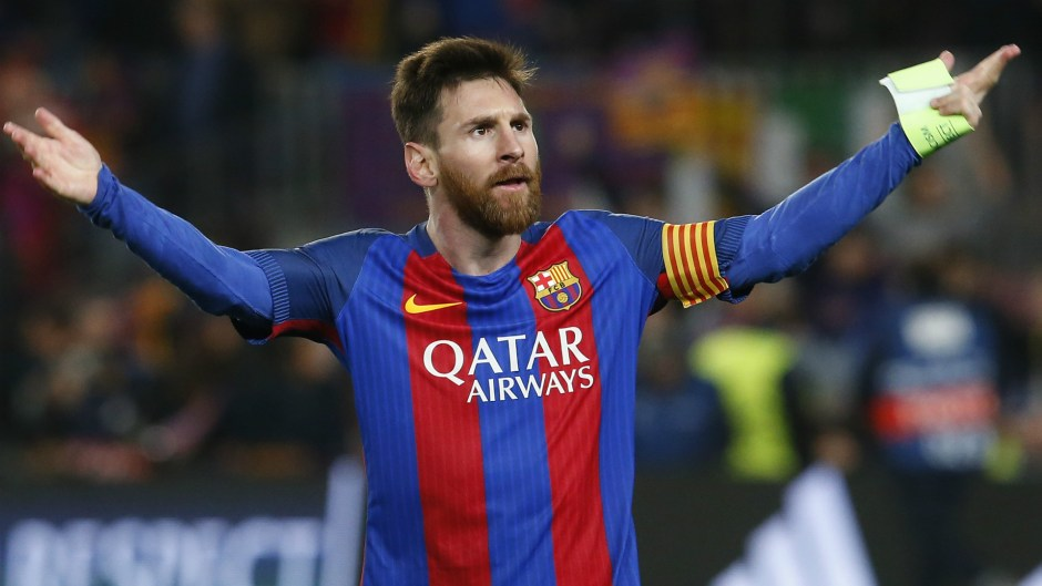 Lionel Messi to stay put at Barcelona - La Liga