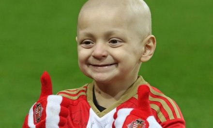 Bradley Lowery passes away