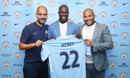 Man City's Benjamin Mendy out 'longer than we expected' – Pep Guardiola