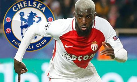 Chelsea Complete Signing Of Bakayoko