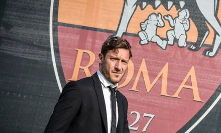 Totti appointed Roma Director