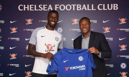 Chelsea Complete Signing Of Rudiger From Roma