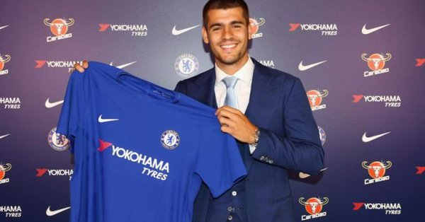 """I Have The Personality To Live Up To Being Chelsea's Club Record Signing"" – Morata"