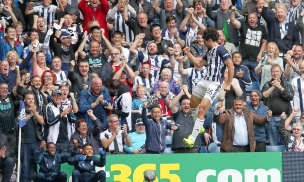 Ahmed Hegazi's debut goal gives West Brom victory over Bournemouth