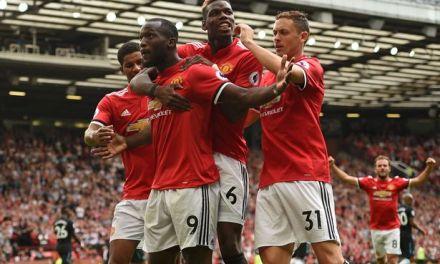 Manchester United player ratings: Nemanja Matic and Romelu Lukaku extraordinary