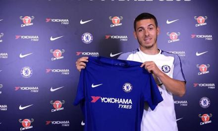 Chelsea sign Eden Hazard's younger brother Kylian Hazard