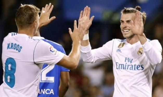 Madrid Off To Winning Start But Ramos Sees Red Late On