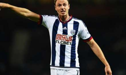 Man City Interested In Signing West Brom Captain Evans