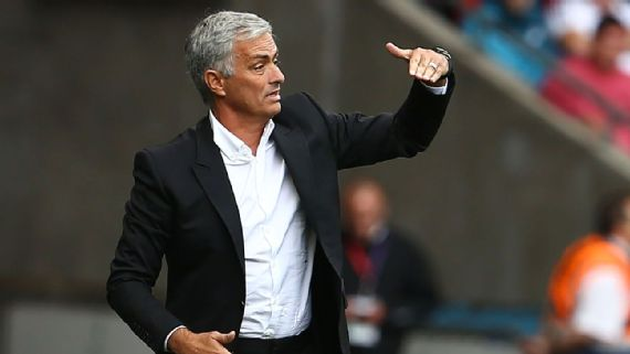 Mourinho : I Want To See How We React From A Losing Position