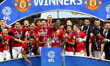 United To Begin Defence Of EFL Cup Against Burton Albion