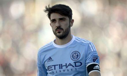David Villa Earns Spain Call Up, Costa Out