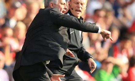 Man United boss Jose Mourinho escapes FA ban for sending off