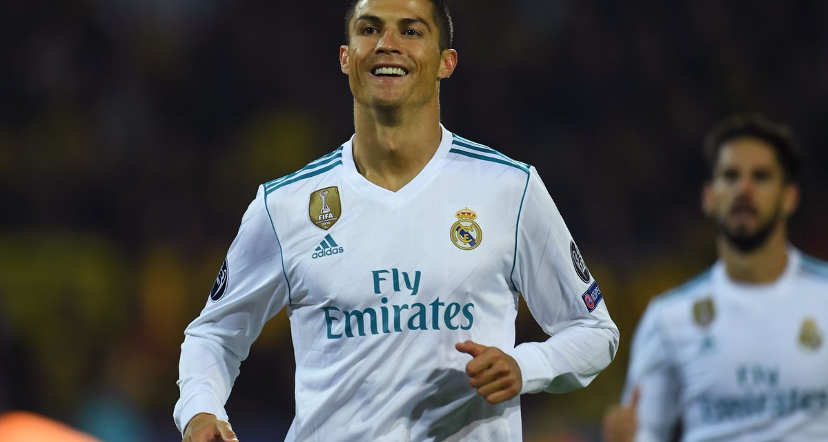 UCL: Ronaldo, Bale lift Madrid by Dortmund; Liverpool held to draw as Man City win