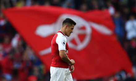 Arsene Wenger dismisses claims that Arsenal striker Alexis Sanchez is fat