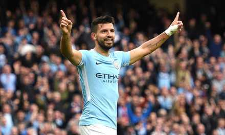 Sergio Aguero is the Premier League's only world-class striker, says Thierry Henry