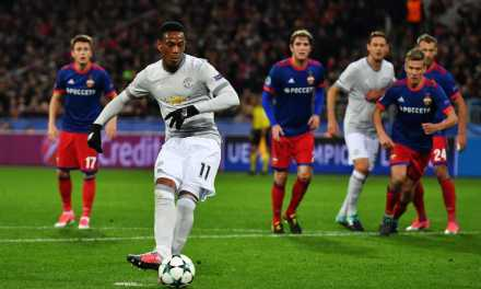 Didier Deschamps explains why Anthony Martial was snubbed for France