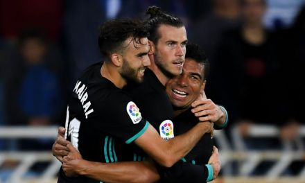 Madrid Get Back On Track With Win Over Sociedad