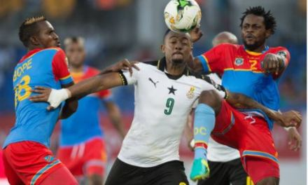 Ghana All But Out Of Russia 2018 After Draw With Congo