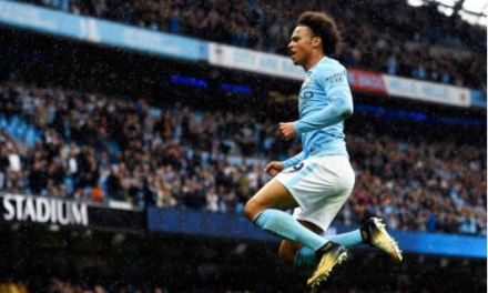 Man City Thrash Liverpool As Mane Sees Red