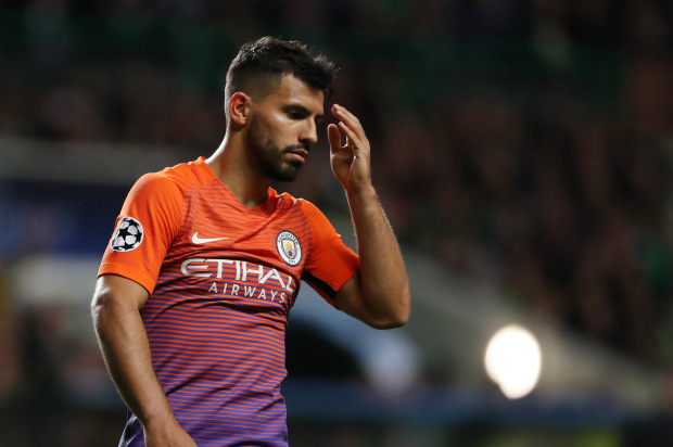 Argentina doctor says Sergio Aguero 'can't leave his house,' out six weeks