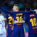 Chelsea and Roma play out thriller; Manchester United and Barcelona win