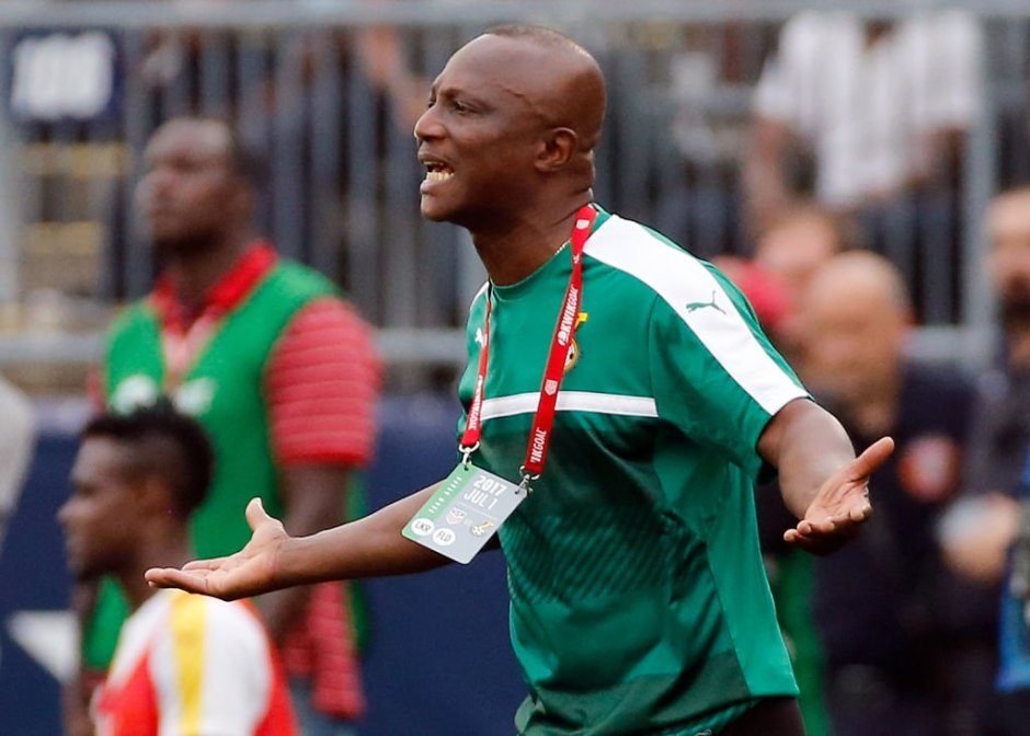 """""""I have reached the highest point in coaching now,"""" Ghana Head Coach Kwesi Appiah"""