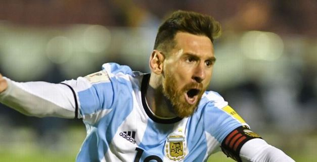 Messi lifts Argentina into World Cup with Uruguay, Colombia; Chile out