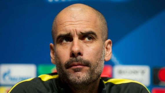 Manchester City boss Pep Guardiola: I would never disrespect Tottenham