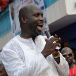 George Weah the politician takes latest aim at Liberia presidency