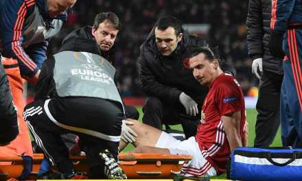 Ibrahimovic has the muscle health of a 15-year-old boy, reveals surgeon