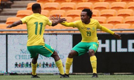 South Africa beat Burkina Faso to boost World Cup hopes