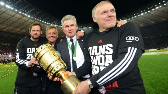 Bayern Confirm Jupp Heynckes As New Coach