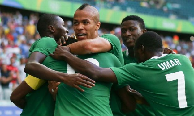 Alex Iwobi fires Nigeria to the World Cup