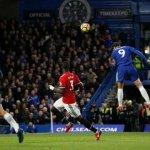 Chelsea 1 Manchester United 0: Alvaro Morata scores winning header