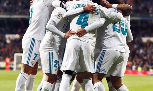 Real Madrid ease past Las Palmas; Villarreal jump to fifth with win
