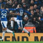 Rooney Penalty Rescues Point For Everton In Merseyside Derby