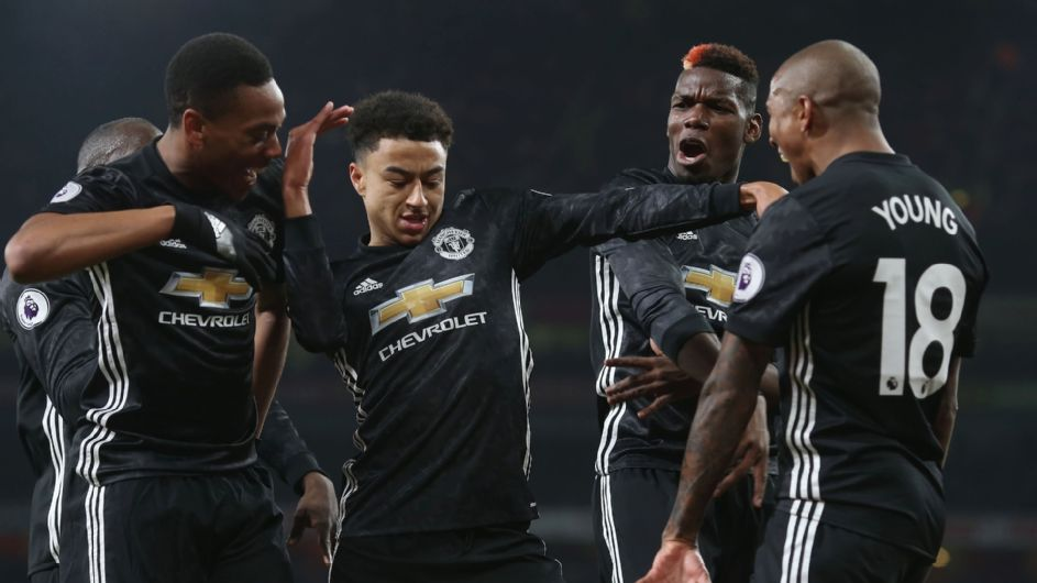 Lingard Brace Sees United Survive Late Arsenal Onslaught, Chelsea And Liverpool Cruise, Spurs Falter