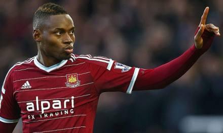 West Ham's Diafra Sakho set for Crystal Palace medical, £10m move